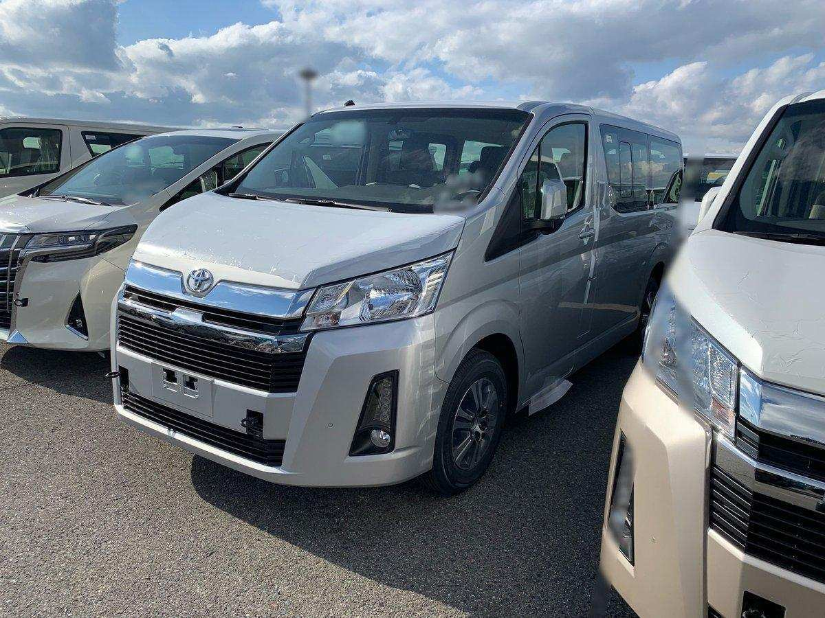 67 New 2019 Toyota Hiace Images