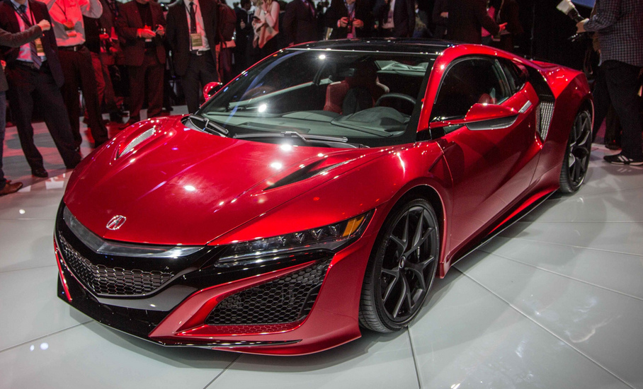 67 New 2020 Acura NSXs Picture