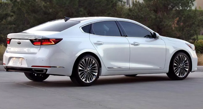 67 New 2020 All Kia Cadenza New Concept