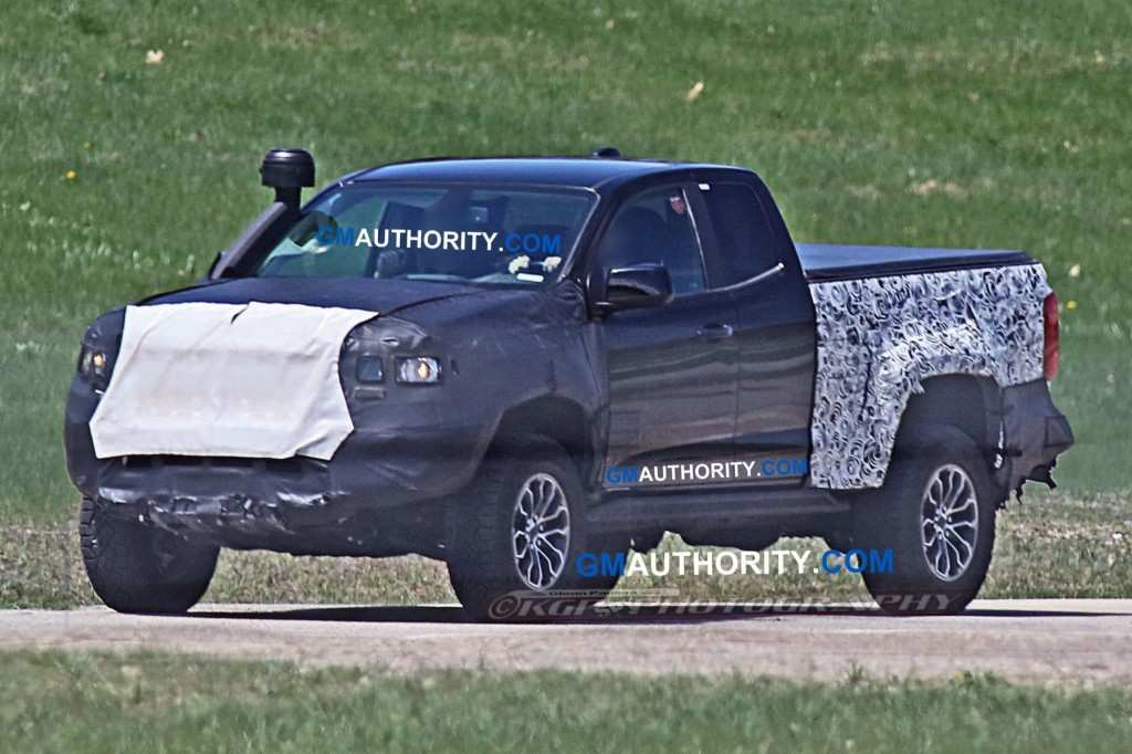 67 New 2020 Chevy Colorado Going Launched Soon Engine