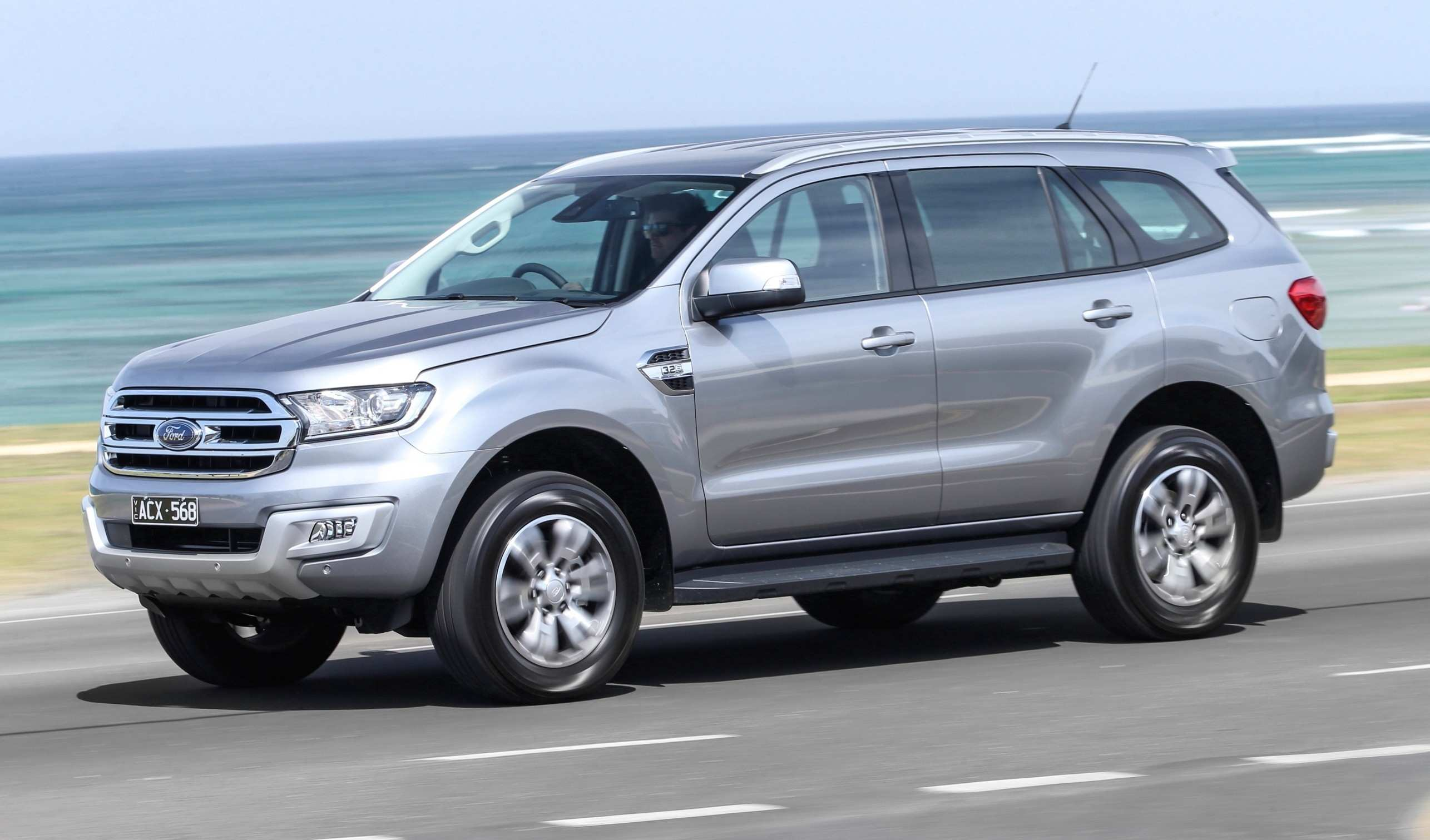 67 New 2020 Ford Everest Exterior