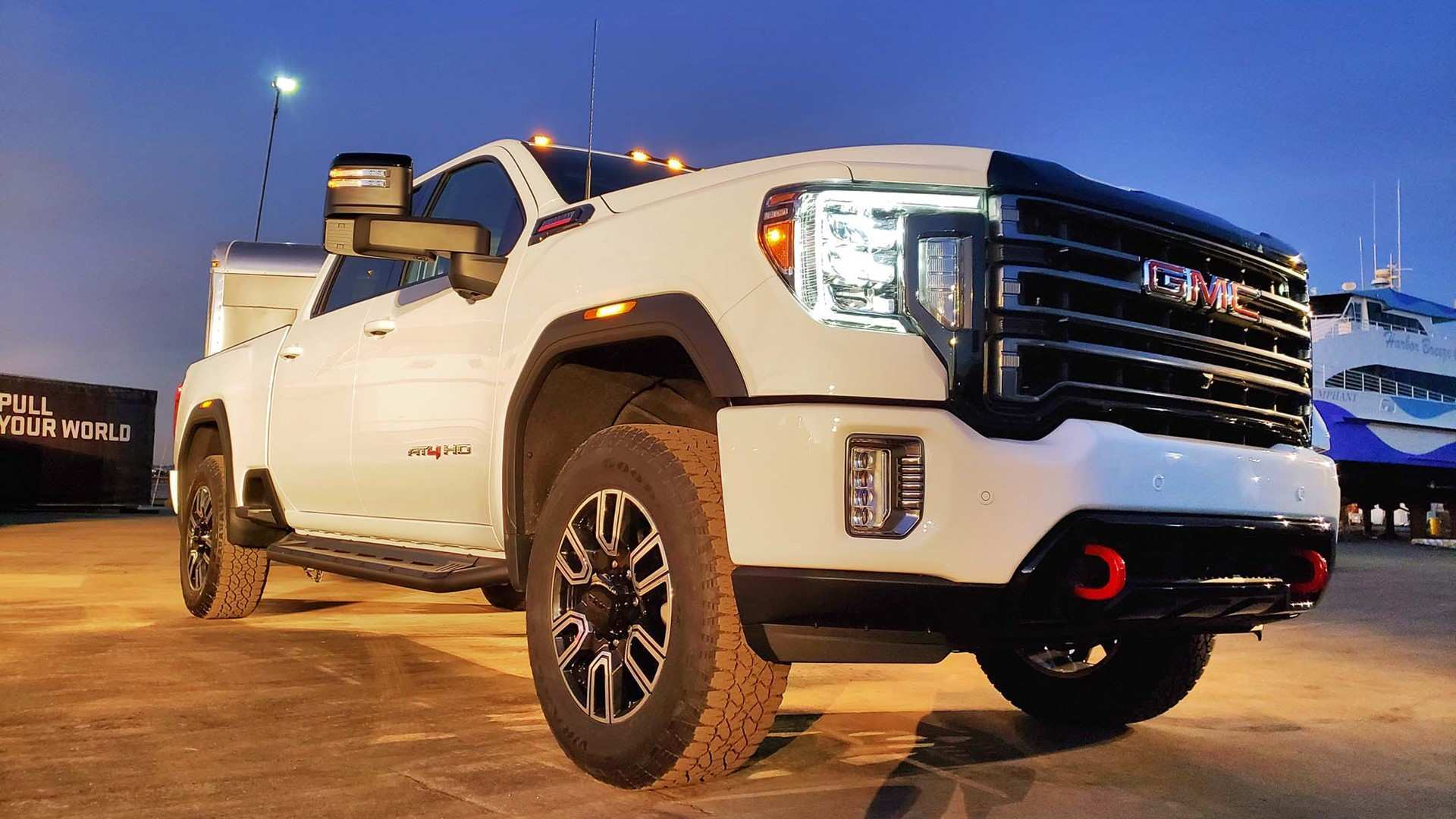 67 New 2020 GMC 2500Hd Heads Up Display Release Date