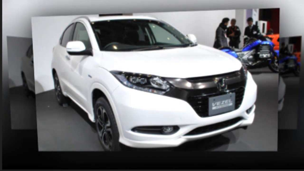 67 New 2020 Honda Vezels Prices