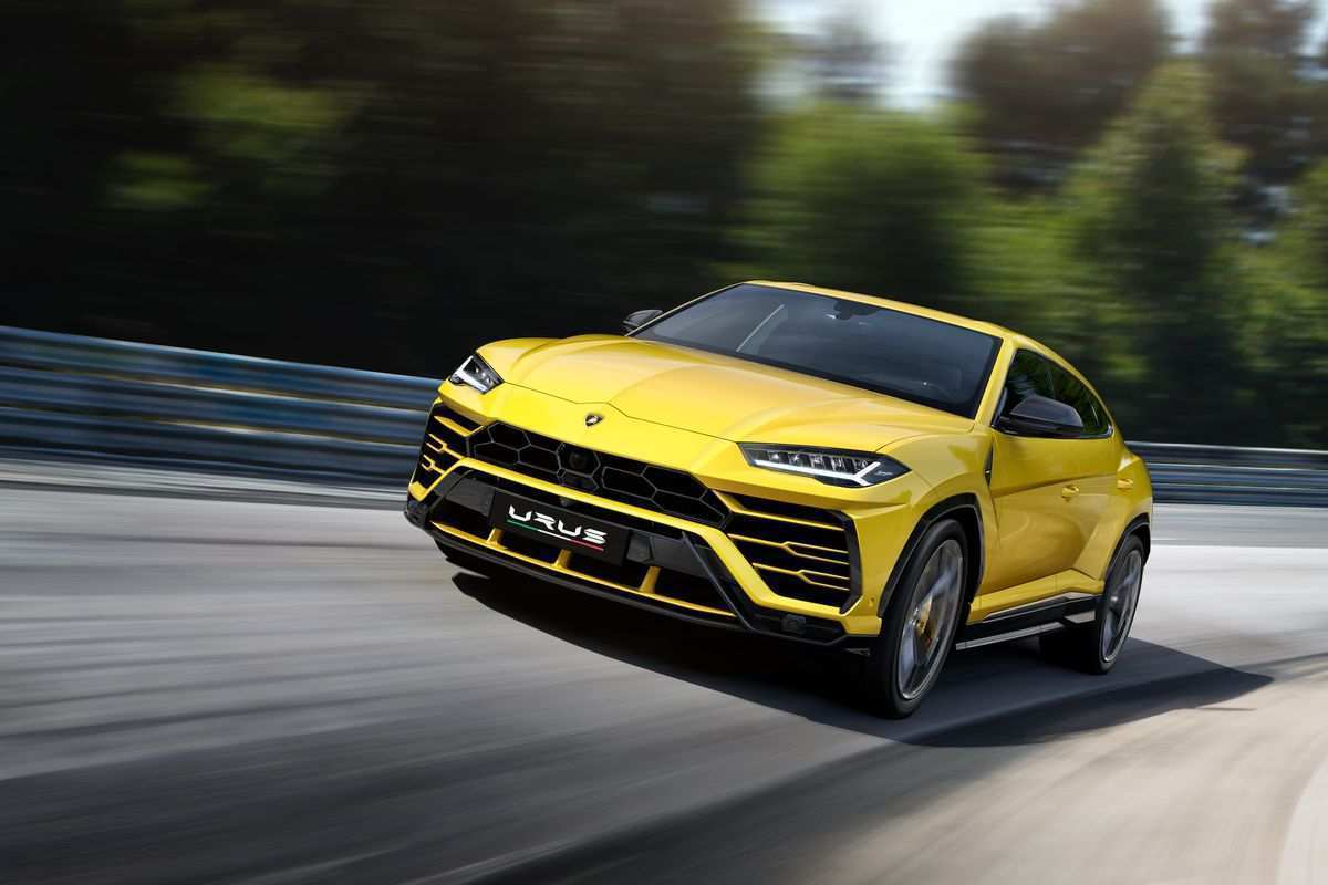 67 New 2020 Lamborghini Urus New Review