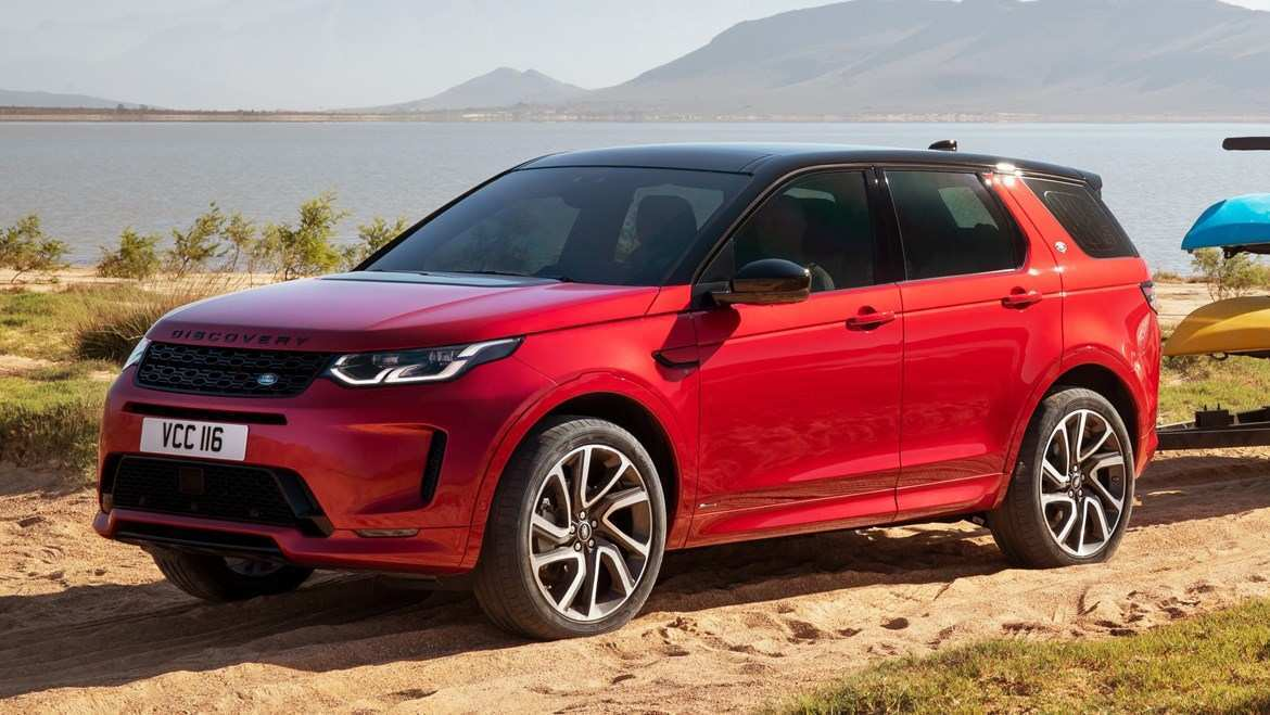 67 New 2020 Land Rover Discovery Sport Release Date And Concept