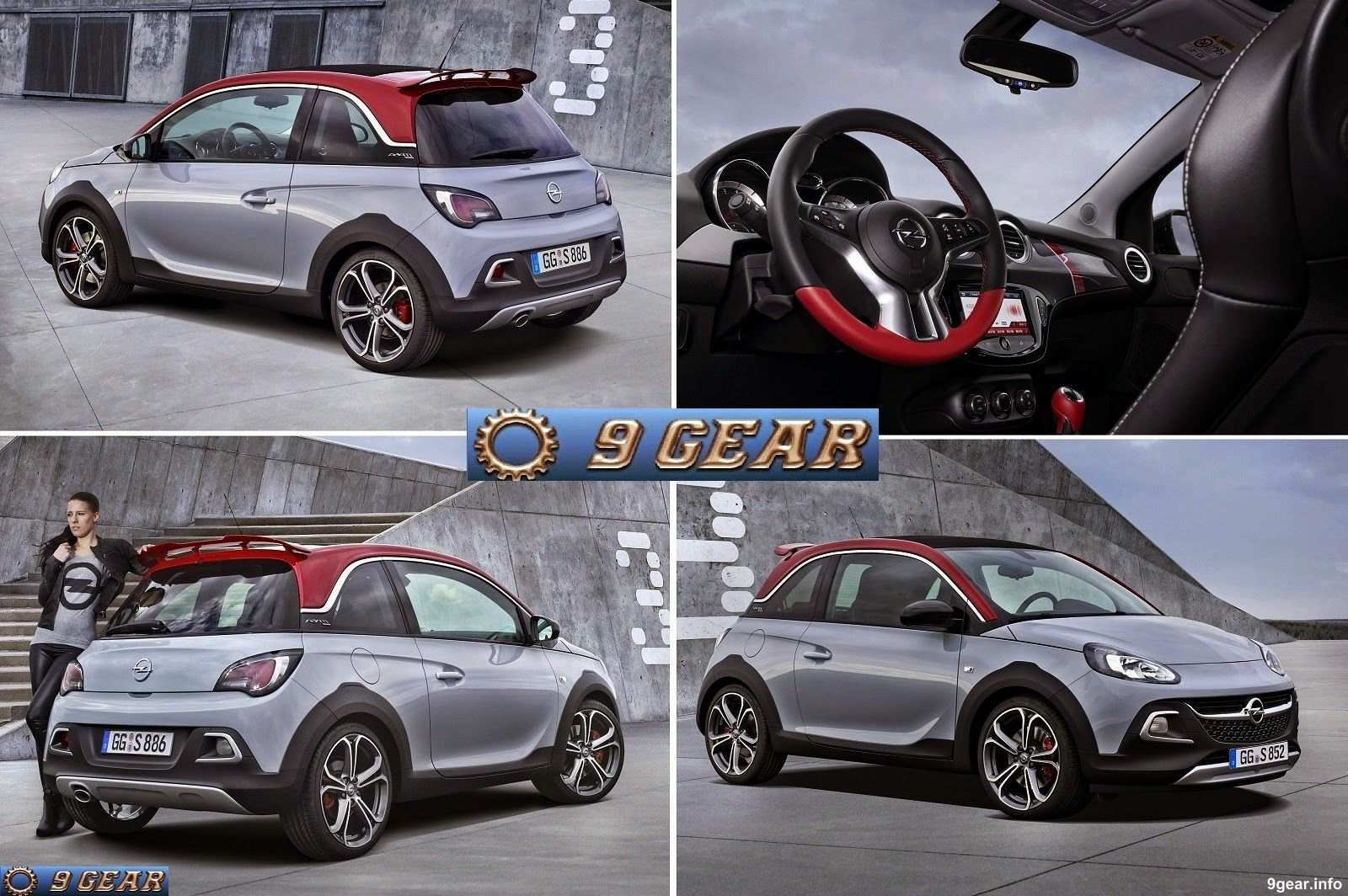 67 New 2020 Opel Adam Rocks Price And Review