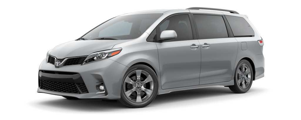 67 New 2020 Toyota Sienna Spesification