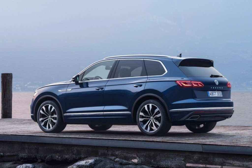 67 New 2020 VW Touareg Review