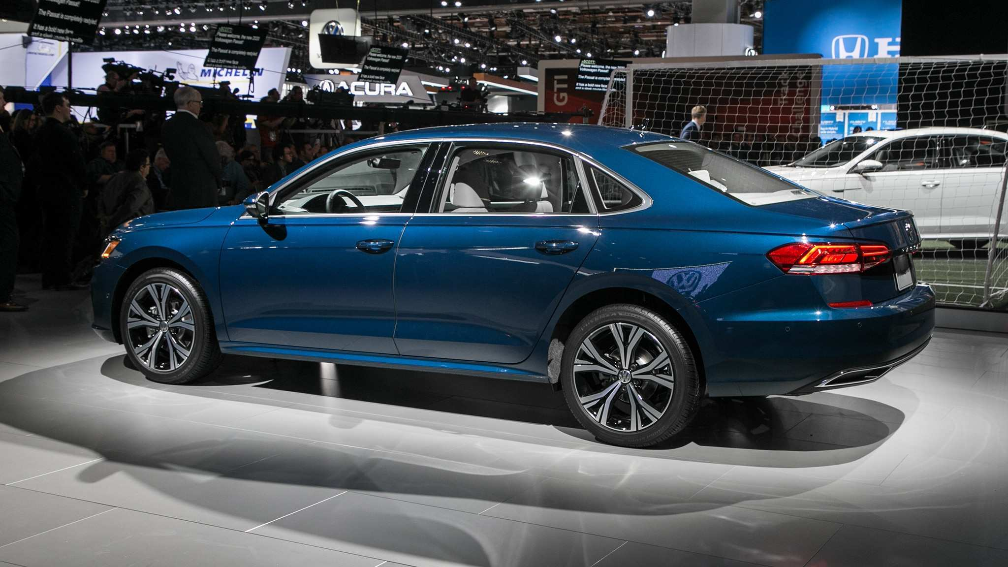 67 New 2020 Vw Passat Concept And Review