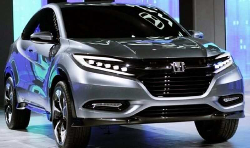 67 New Honda Vezel 2020 Model Interior
