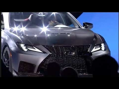 67 New Lexus V8 2020 Performance