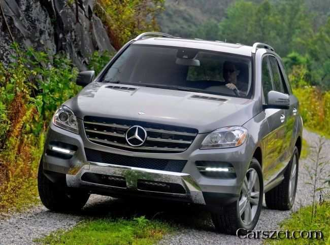 67 New Mercedes M Class 2019 Picture