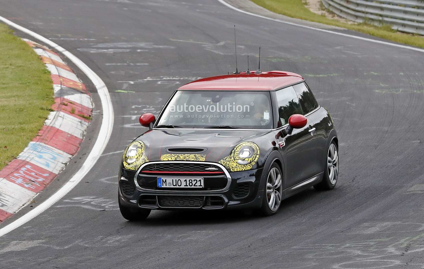 67 New Spy Shots Mini Countryman Concept
