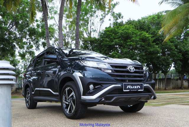 67 New Toyota 2019 Malaysia Performance And New Engine