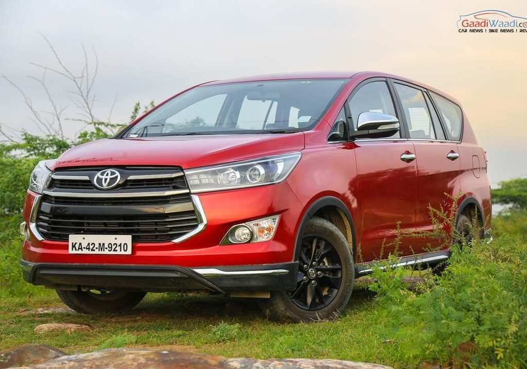 67 new toyota innova crysta 2020 price and review | review