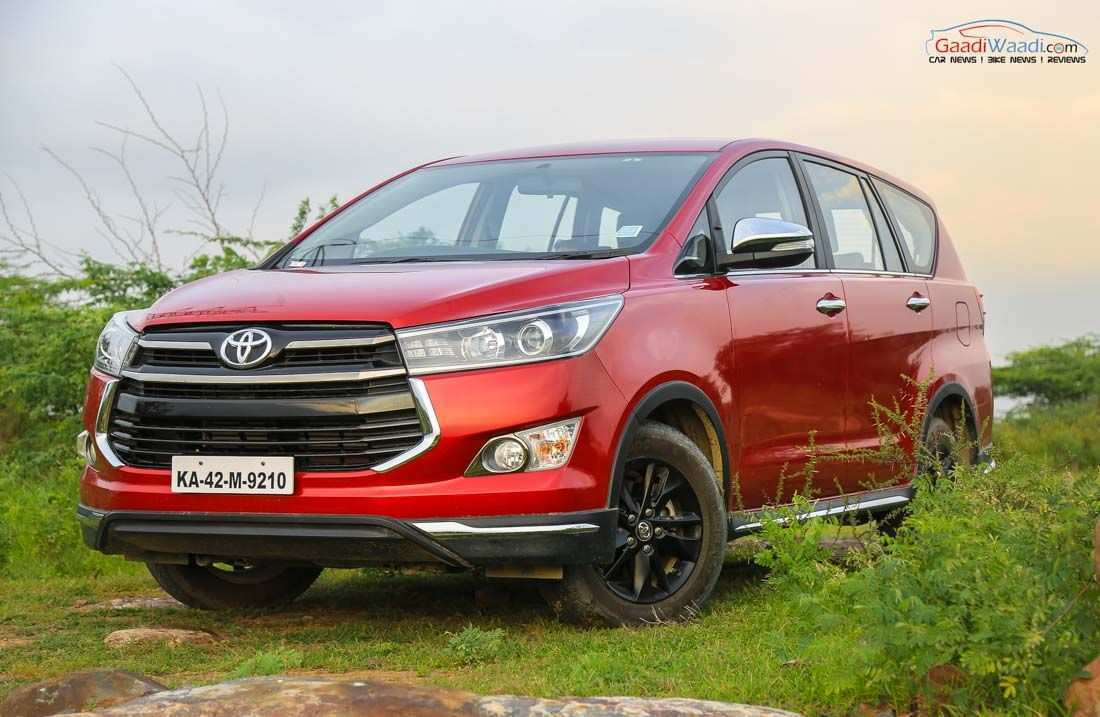 67 New Toyota Innova Crysta 2020 Price And Review