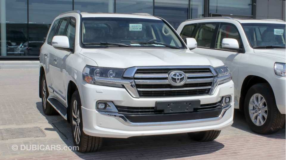 67 New Toyota Land Cruiser V8 2019 Review