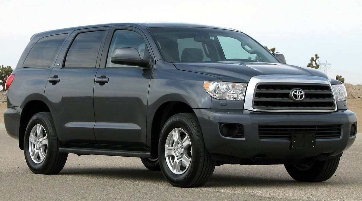 67 New Toyota Sequoia 2019 Redesign Specs