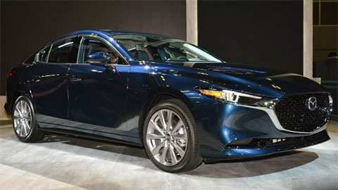67 New Xe Mazda 3 2019 Configurations