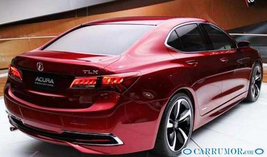 67 The 2019 Acura Tl Spy Shoot
