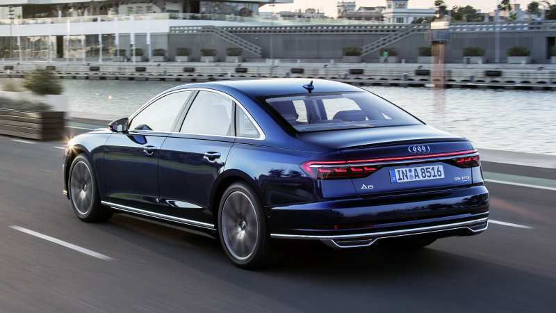 67 The 2019 Audi A8 Redesign And Review