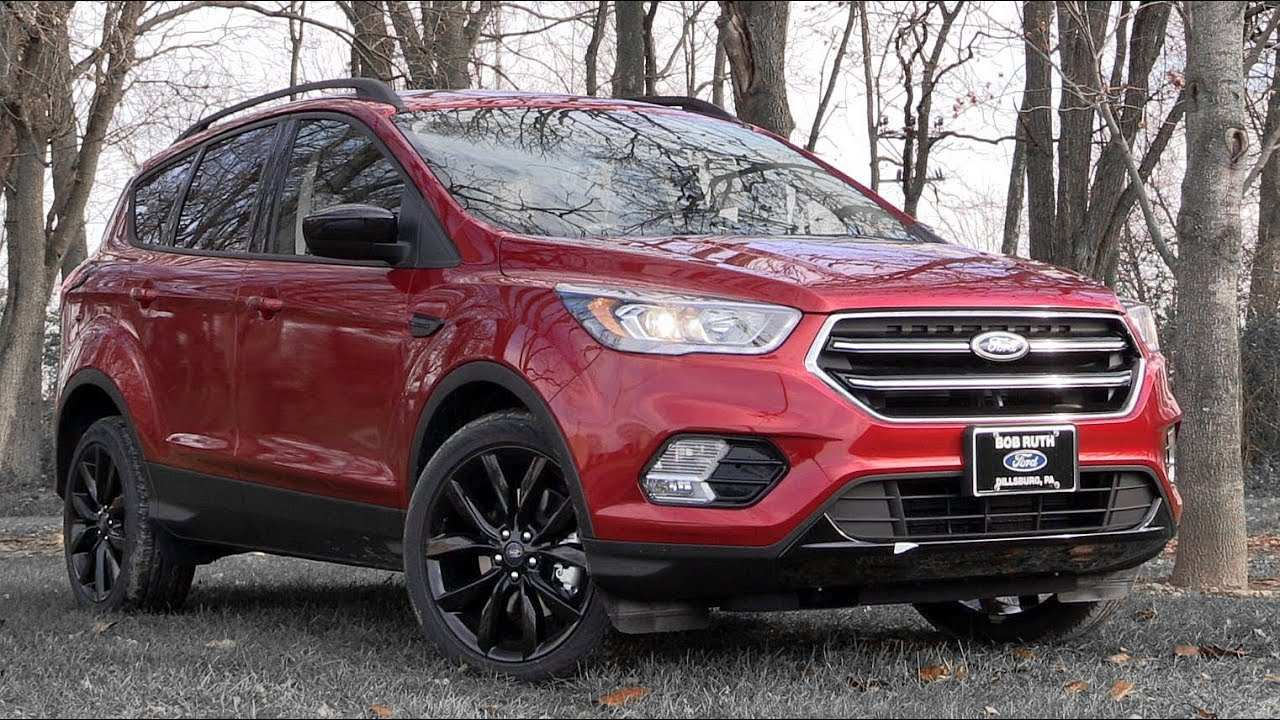 67 The 2019 Ford Escape First Drive