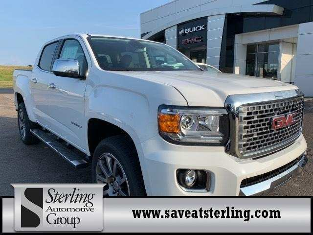 67 The 2019 GMC Canyon Denali First Drive