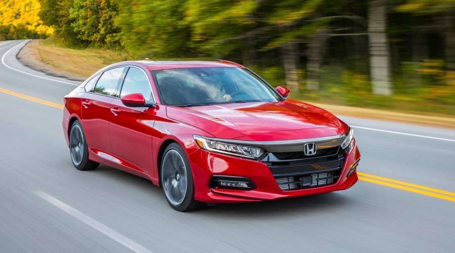 67 The 2019 Honda Accord Exterior And Interior