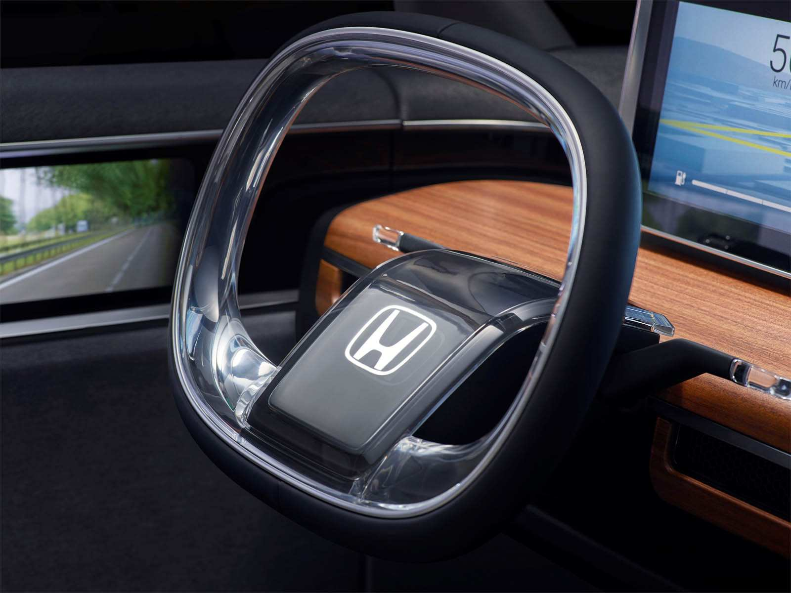 67 The 2019 Honda Urban Wallpaper