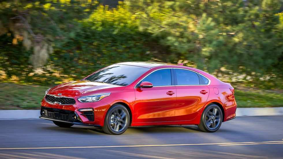 67 The 2019 Kia Forte New Model And Performance