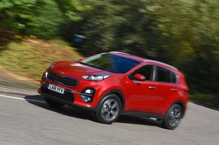 67 The 2019 Kia Sportage Review First Drive