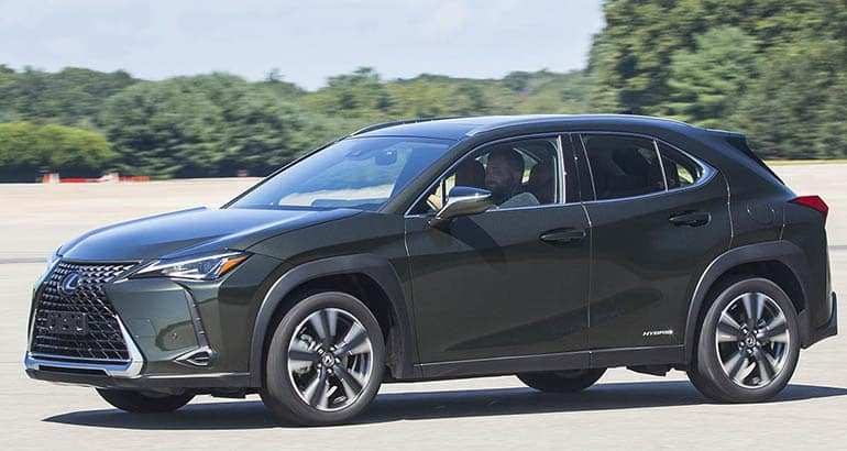 67 The 2019 Lexus Ux Hybrid Pictures