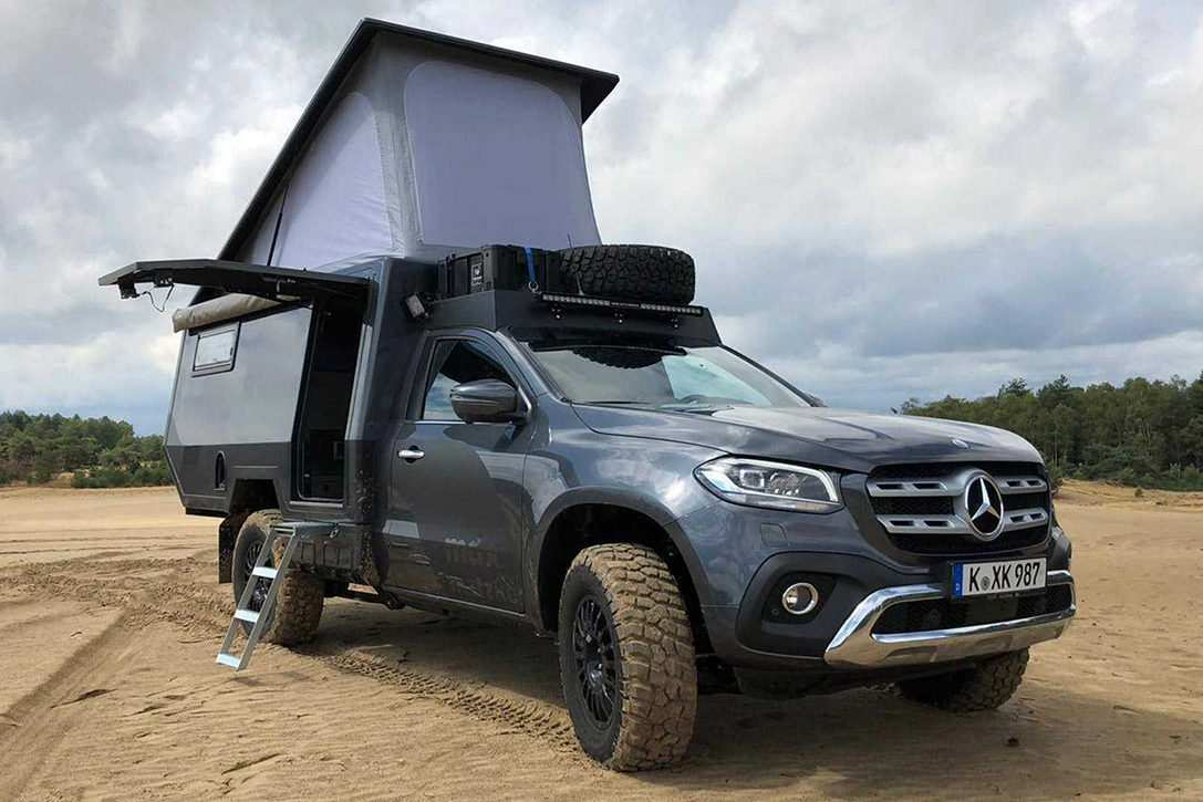 67 The 2019 Mercedes Benz X Class Exterior And Interior