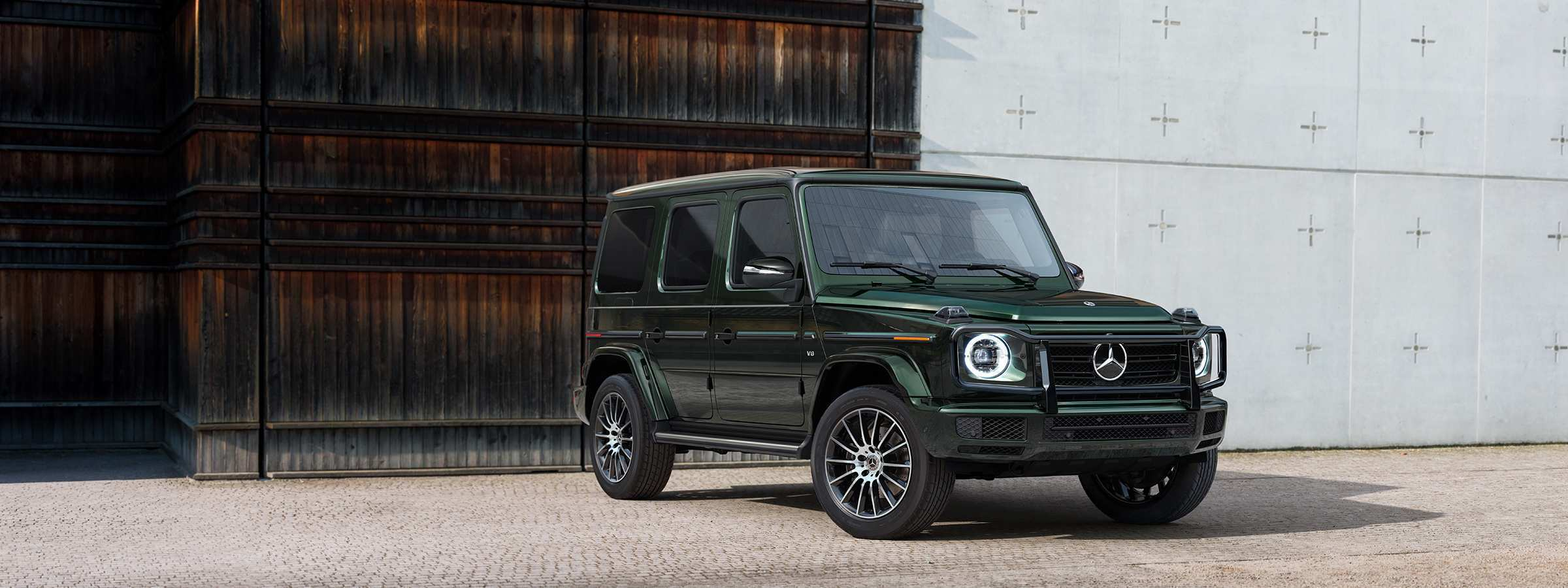 67 The 2019 Mercedes G Class Exterior