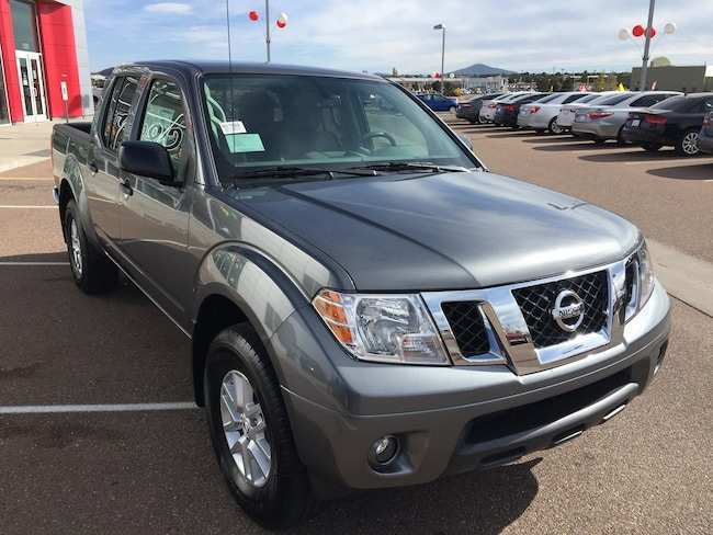 67 The 2019 Nissan Frontier Configurations