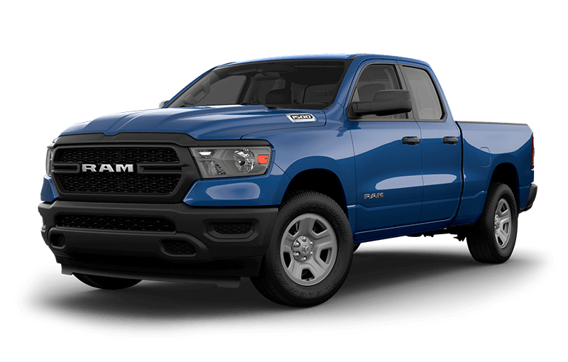 67 The 2019 RAM 1500 Style