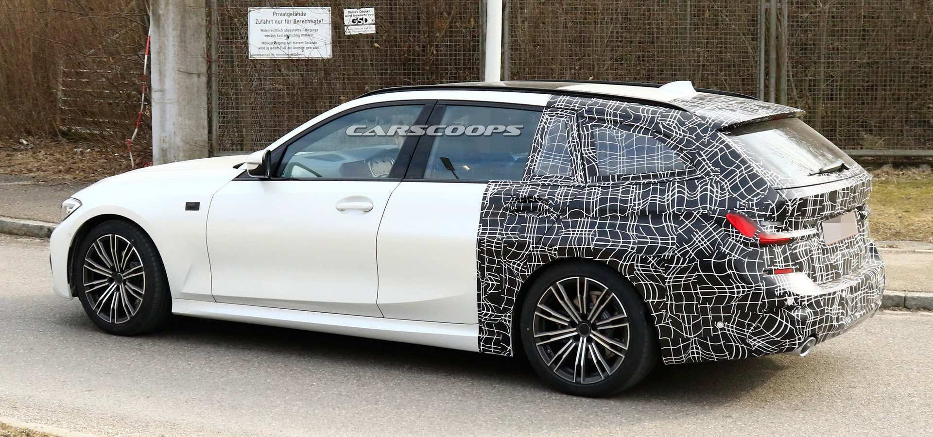 67 The 2019 Spy Shots BMW 3 Series New Model And Performance