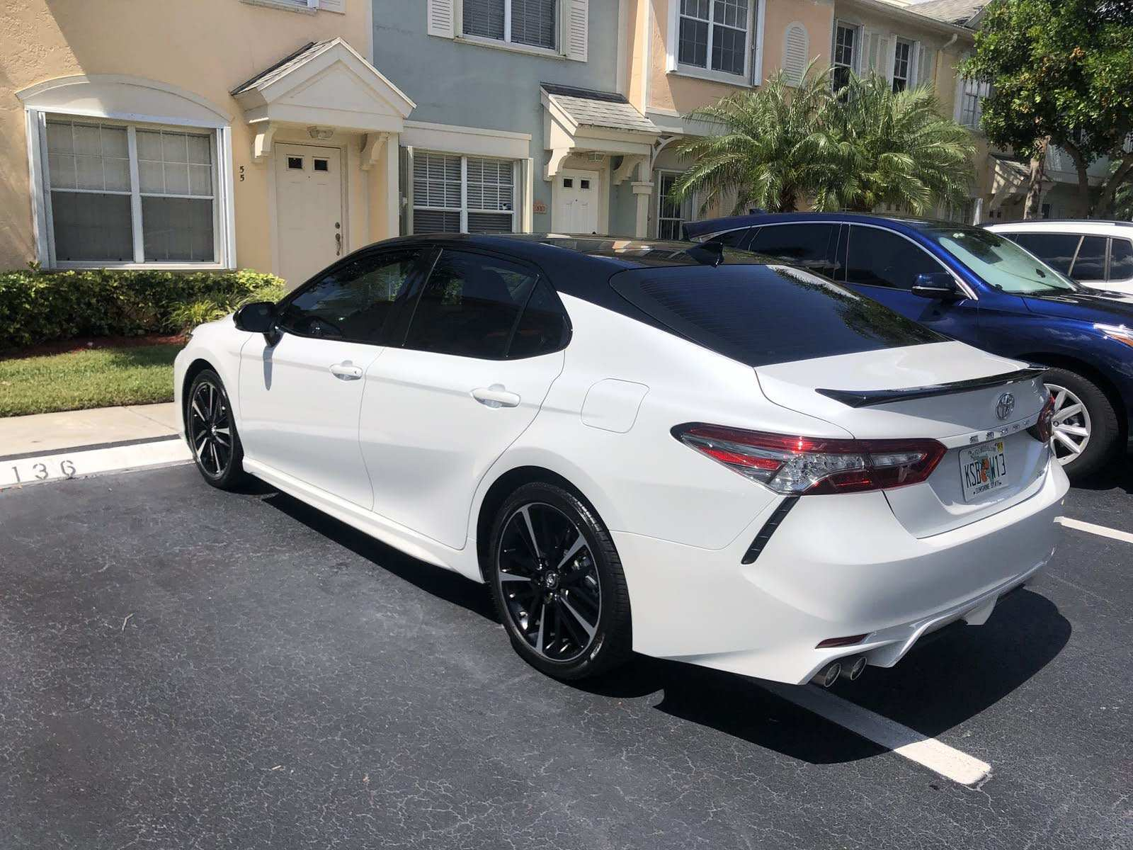 67 The 2019 Toyota Camry Style