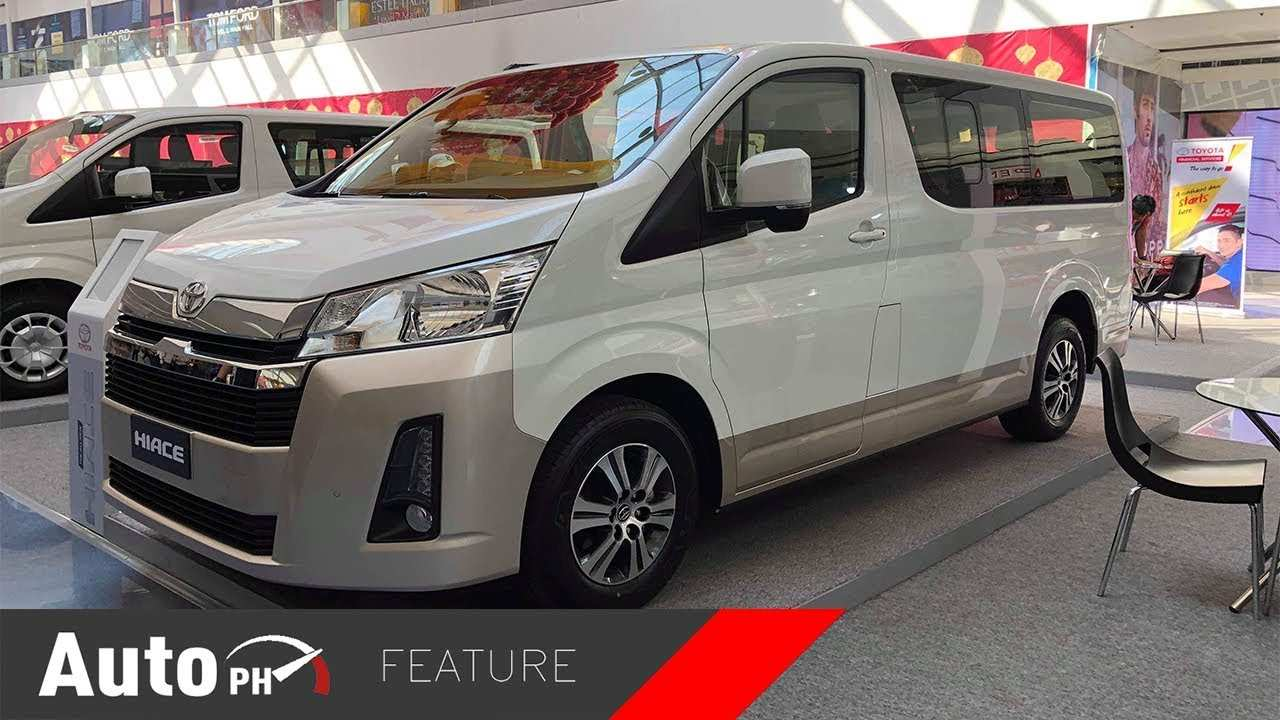 67 The 2019 Toyota Hiace Redesign And Concept