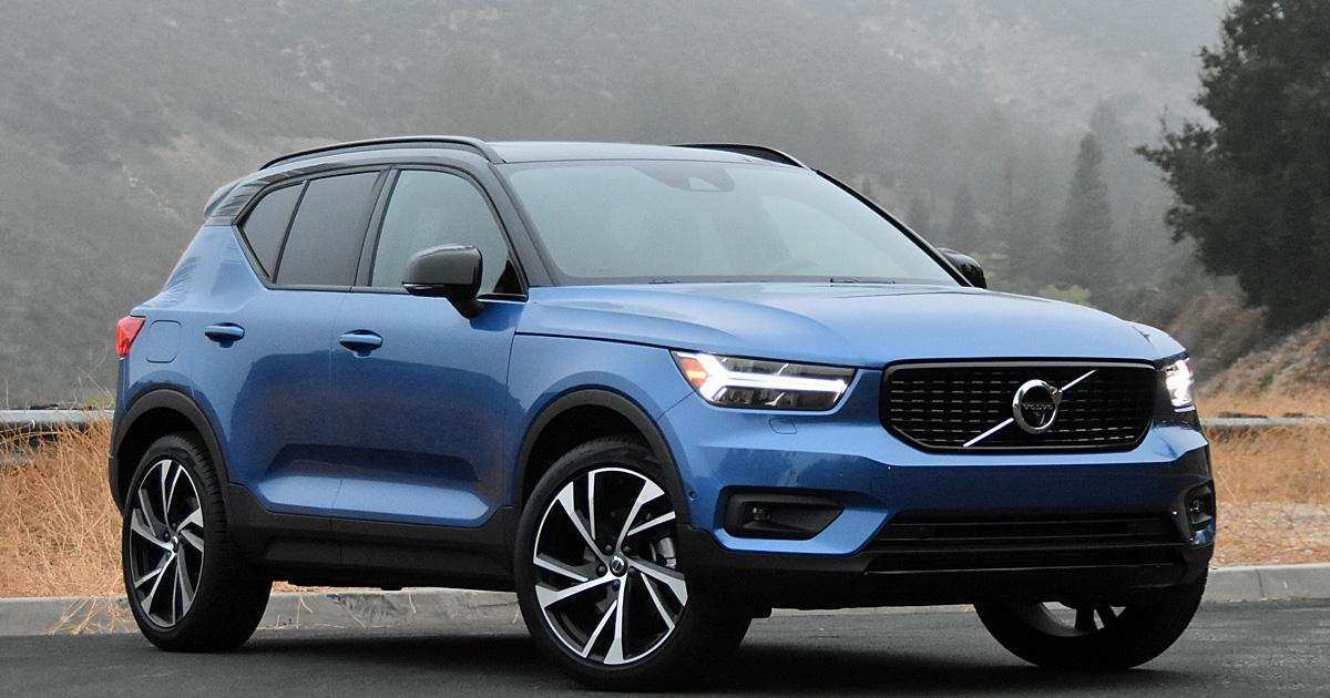 67 The 2019 Volvo Xc40 T5 R Design Price And Release Date