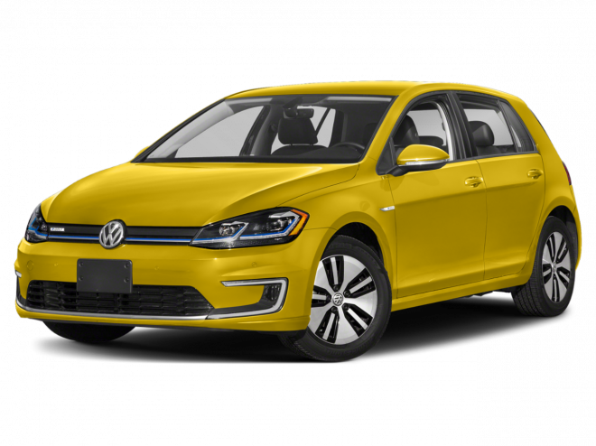 67 The 2019 Vw E Golf Spy Shoot