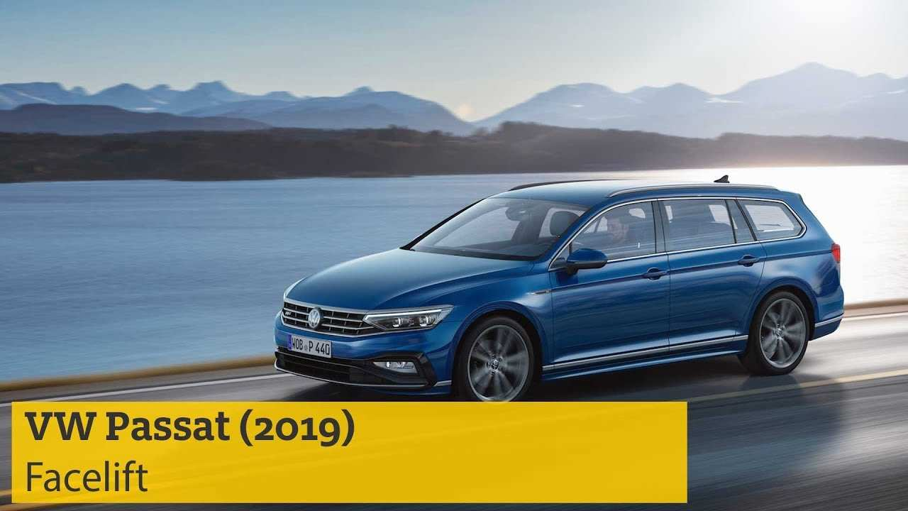 67 The 2019 Vw Passat Model