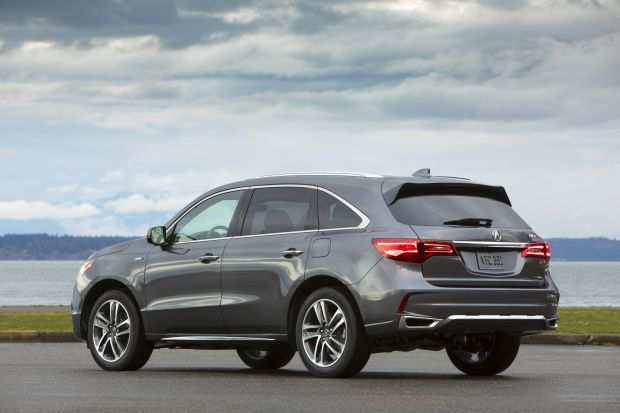67 The 2020 Acura MDX Redesign