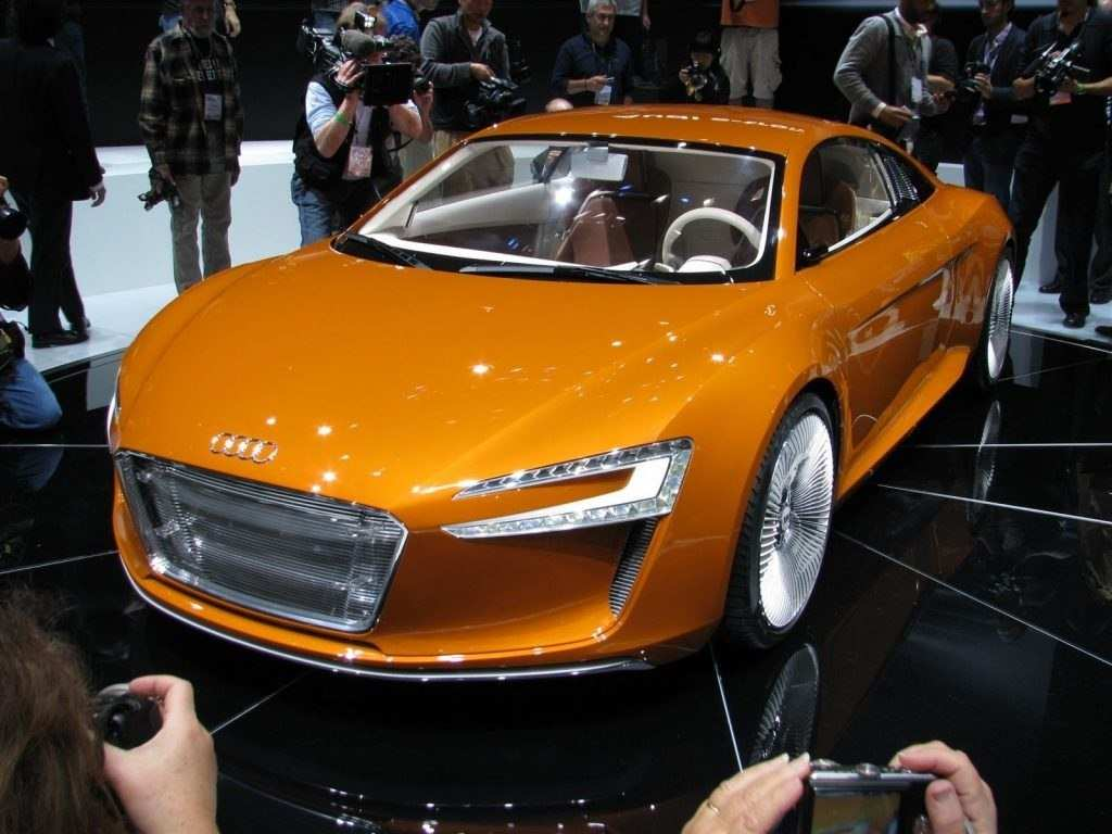 67 The 2020 Audi R8 E Tron Price And Release Date