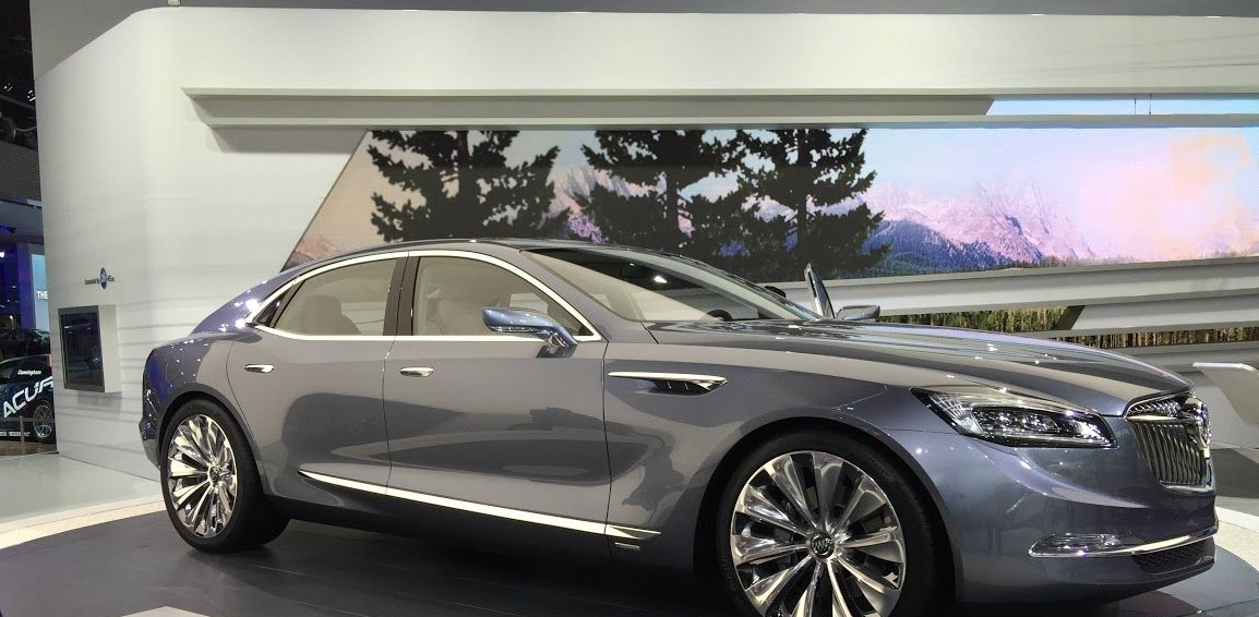 67 The 2020 Buick Park Avenue Redesign And Concept