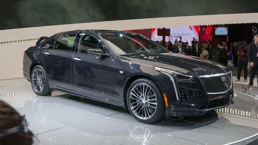 67 The 2020 Cadillac Ct6 V Speed Test
