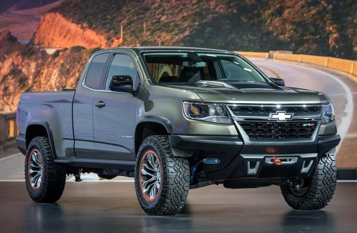 67 The 2020 Chevrolet Colorado Z72 Reviews