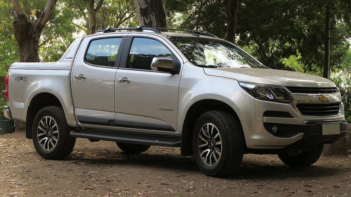 67 The 2020 Chevy Colorado Going Launched Soon Photos