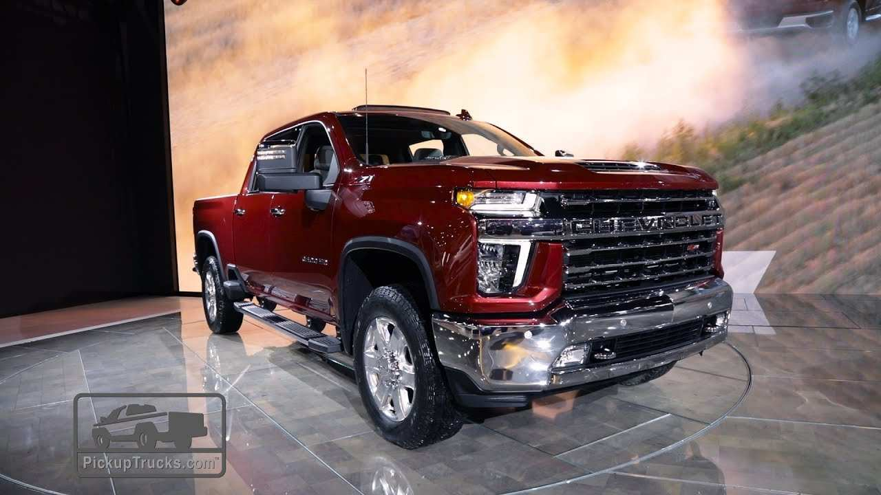 67 The 2020 Chevy Silverado Hd Performance And New Engine