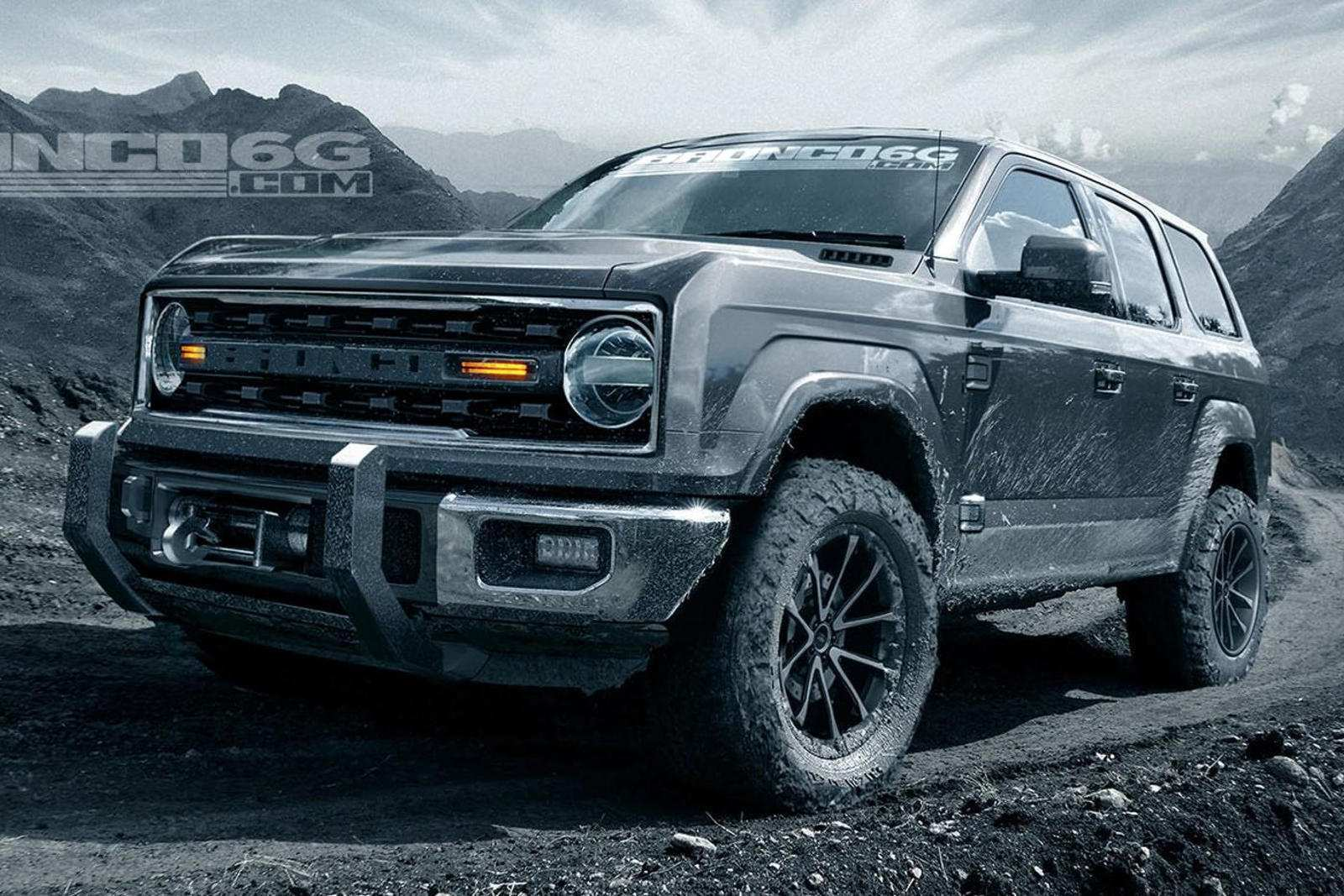 67 The 2020 Ford Bronco Configurations